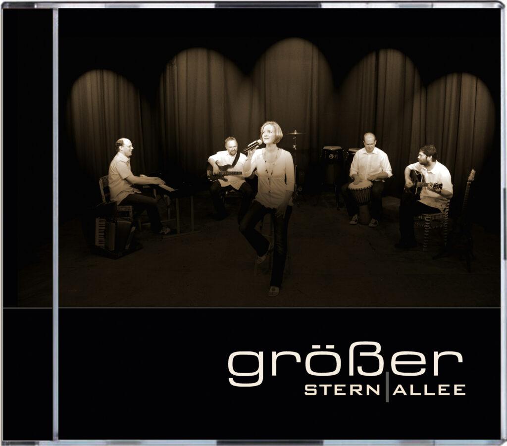 Sternallee Cover CD Größer