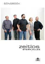Sternallee Cover des Songbooks Zeitlos